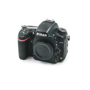 Nikon D750 (Shuttercount 15700, Kunto K4,5) - Käytetty