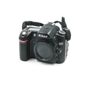 Nikon D80 (Shuttercount 8150) - Käytetty