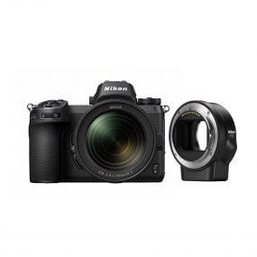 Nikon Z6 + FTZ Adapteri + Nikon NIKKOR Z 24-70 f/4.0 S