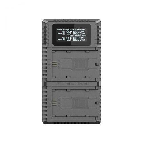 Nitecore USN4 PRO NP-FZ100 tuplalaturi