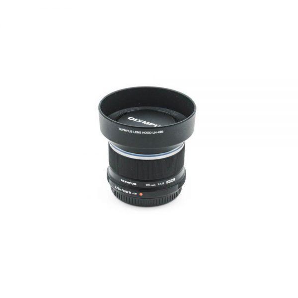 Olympus 25mm f/1.8 (Kunto K5) - Käytetty