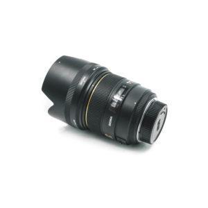 Sigma 85mm f/1.4 EX DG Nikon (Kunto K5) - Käytetty