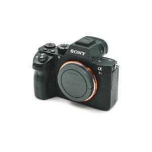 Sony a7r II (Shuttercount 13400) - Käytetty