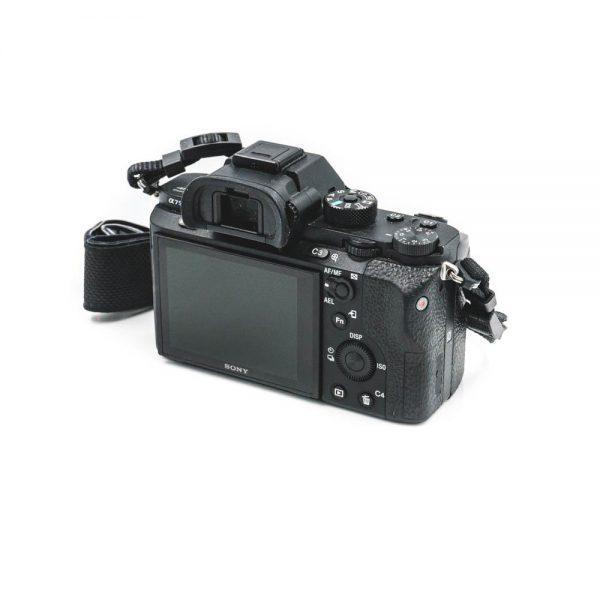 Sony a7s II (Shuttercount 3000) - Käytetty