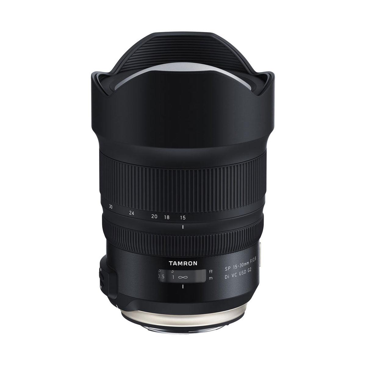 Tamron SP 15-30mm f/2.8 Di VC USD G2 Canon