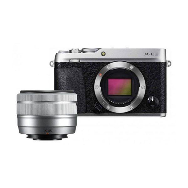 Fujifilm X-E3 Hopea + Fujinon 15-45mm OIS PZ