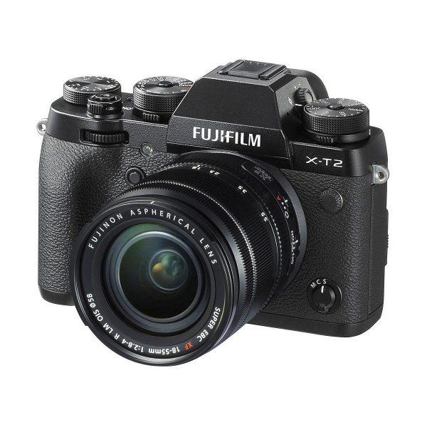Fujifilm X-T2 + Fujinon 18-55mm f/2.8-4 R LM OIS