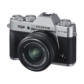 Fujifilm X-T30 Hopea + Fujinon XC 15-45mm f/3.5-5.6 OIS PZ