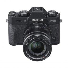 Fujifilm X-T30 Musta + Fujinon XF 18-55mm f/2.8-4.0 OIS
