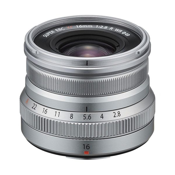 Fujinon XF16mm F2.8 R WR Hopea