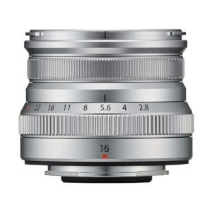 Fujinon XF 16mm F2.8 R WR Hopea