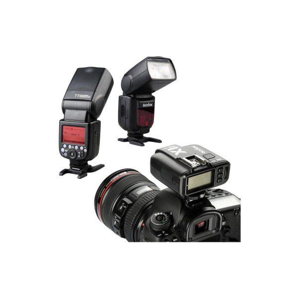 Godox X1T-C Canon radiolähetin