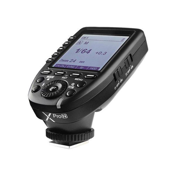 Godox XProN Nikon TTL/HSS radiolähetin