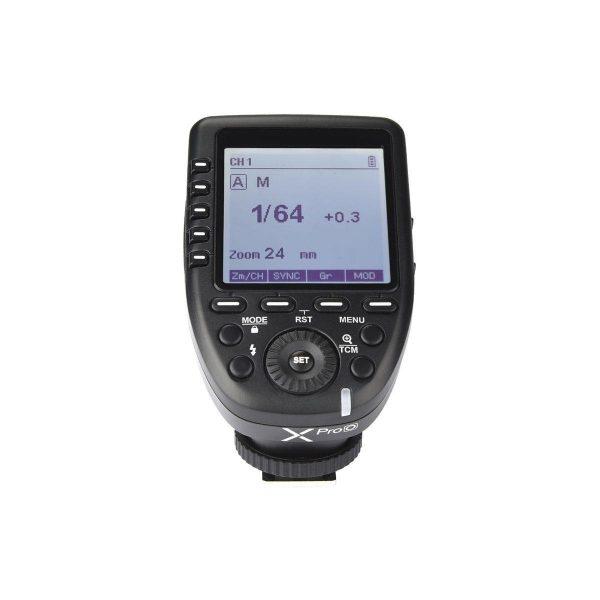 Godox XProO Olympus / Panasonic TTL/HSS radiolähetin