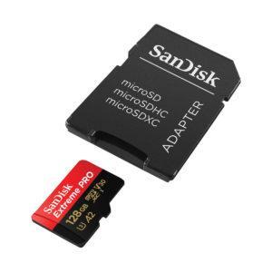 Sandisk 64GB Extreme Pro 170MB/s MicroSDXC Muistikortti