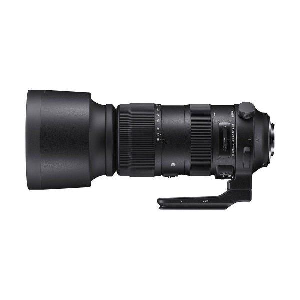 Sigma 60-600mm f/4.5-6.3 S DG OS HSM – Canon