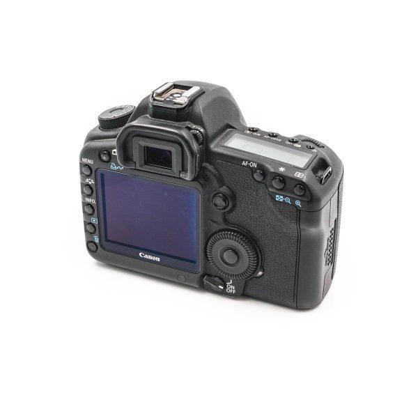 Canon 5D Mark II (Shuttercount 32800) - Käytetty