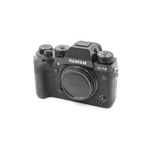 Fujifilm X-T2 - Käytetty