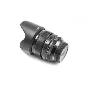 Fujinon XF 23mm f/1.4 R - Käytetty