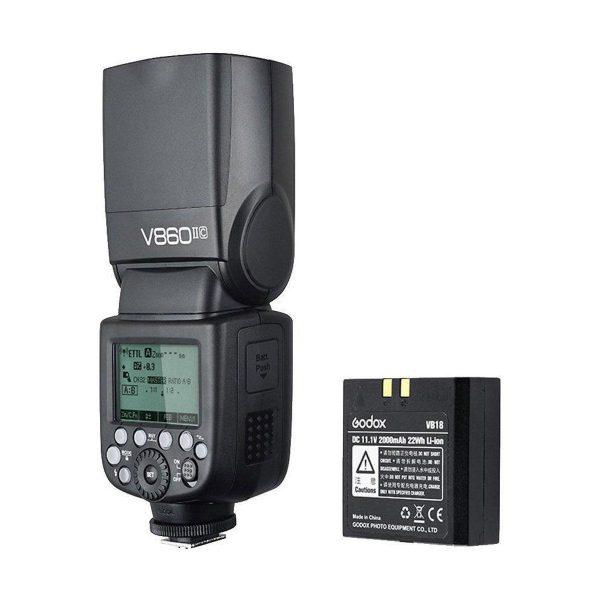 Godox Ving V860IIC Canon Salama