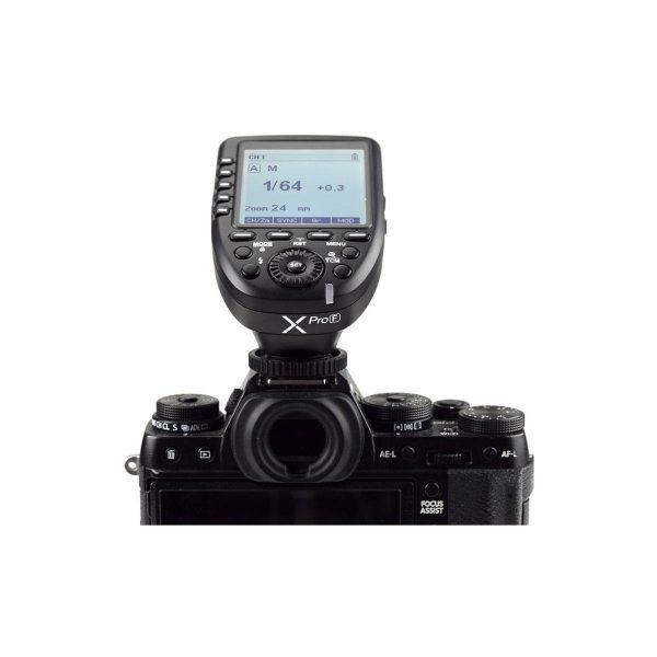Godox XProF Fujifilm TTL/HSS radiolähetin