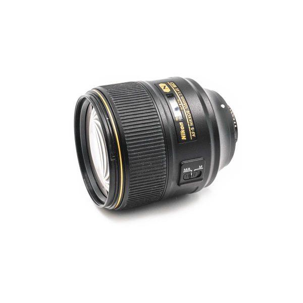 nikon af-s nikkor 105mm f1.4 2-9728