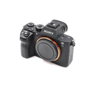 Sony a7s II (Shuttercount 3800) - Käytetty