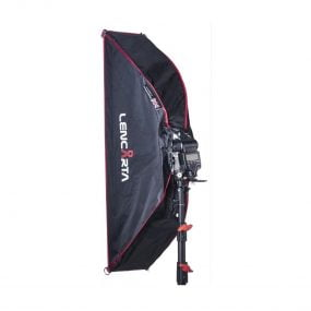 Lencarta Redline Speedlight Strip Softbox 23x91cm