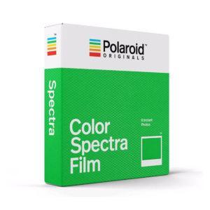 Polaroid Originals Spectra värifilmi