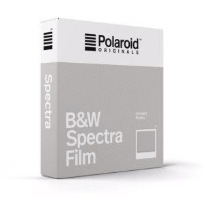 Polaroid Originals Spectra mustavalkofilmi