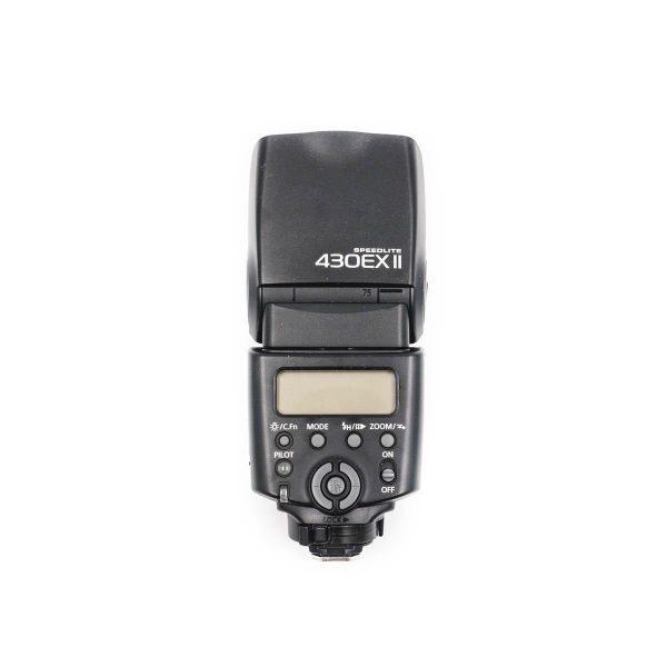 Canon 430EX II - Käytetty