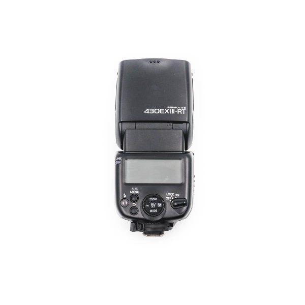 Canon 430EX III RT - Käytetty