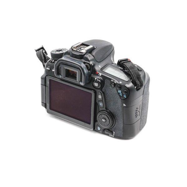 Canon 70D (Shuttercount 26700) - Käytetty