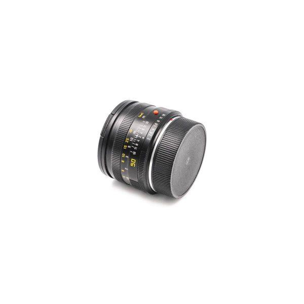 Leica Summicron 50mm f/2 M / R- Käytetty