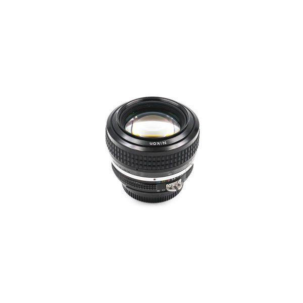 Nikon AI Nikkor 50mm f/1.2 - Käytetty