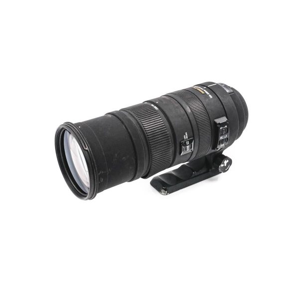 Sigma 150-500mm f/5-6.3 APO HSM OS Nikon - Käytetty