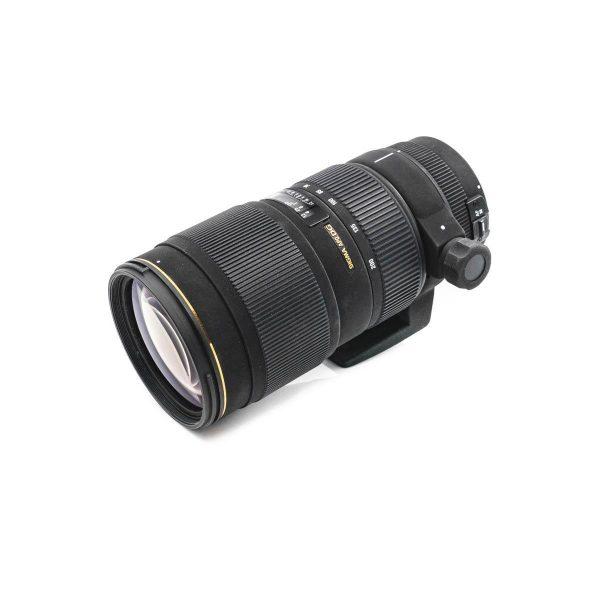 Sigma 70-200mm f/2.8 APO DG Macro HSM Canon (Kunto K5) - Käytetty