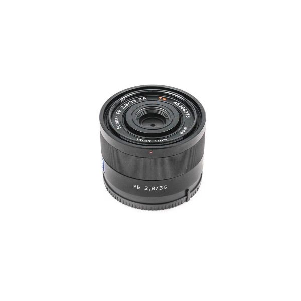 Sony FE 35mm f/2.8 Sonnar T* ZA (Kunto K5) - Käytetty