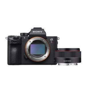 Sony A7R III + Tamron 28-75mm f/2.8 DI III RXD