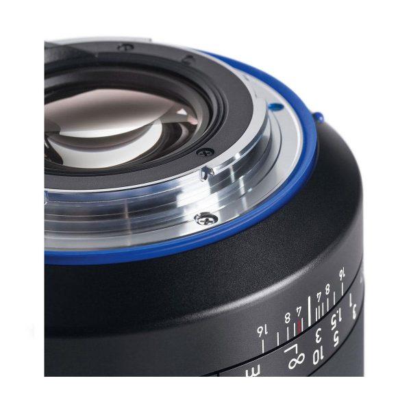 Zeiss Milvus 25mm f/1.4 Distagon T* ZE – Canon EF