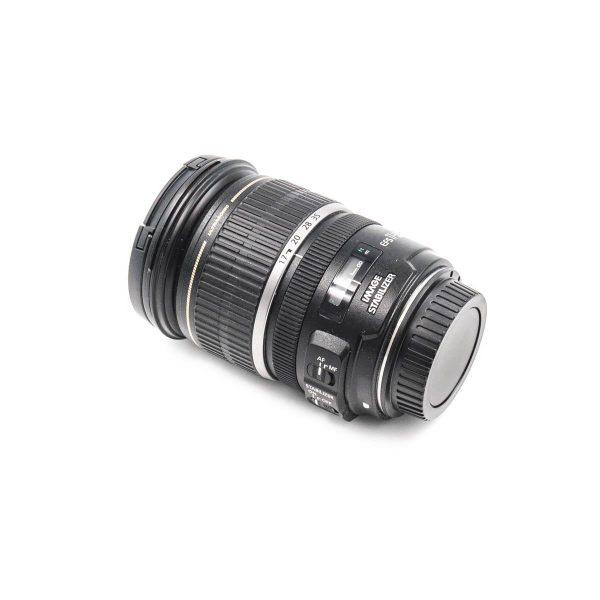 Canon EF-S 17-55mm f/2.8 IS USM - Käytetty
