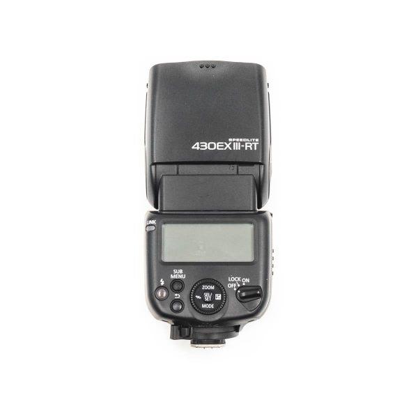 Canon 430EX III-RT - Käytetty