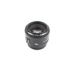 Canon 50mm f/1.8 II - Käytetty