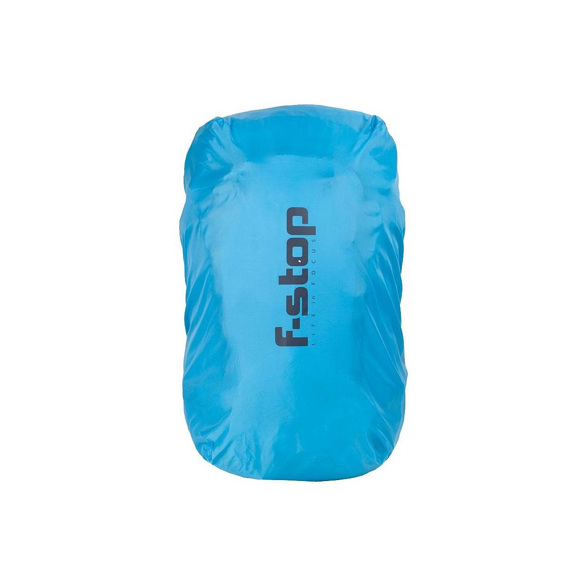 F-Stop Small Rain Cover Malibu Blue