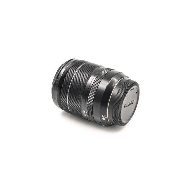 Fujinon 18-55mm f/2.8-4 R LM OIS - Käytetty