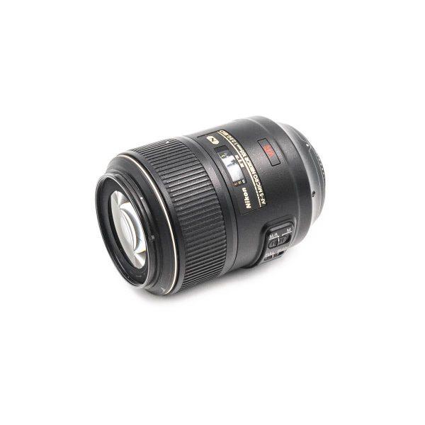Nikon AF-S Micro Nikkor 105mm f/2.8G ED VR - Käytetty
