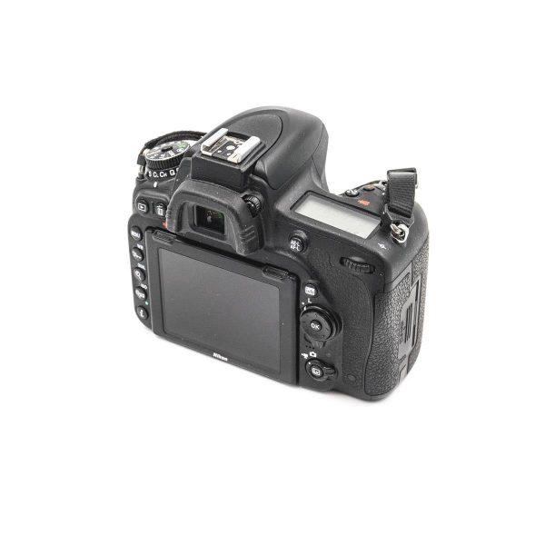 Nikon D750 (Shuttercount 3500) - Käytetty