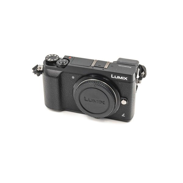 Panasonic Lumix DMC-GX80 (Shuttercount 5500) - Käytetty