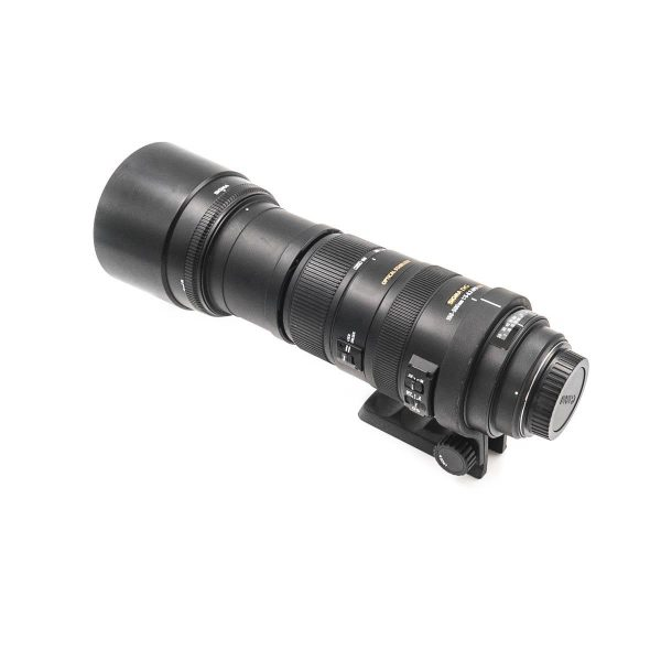 Sigma 150-500mm f/5-6.3 APO DG OS HSM Canon - Käytetty