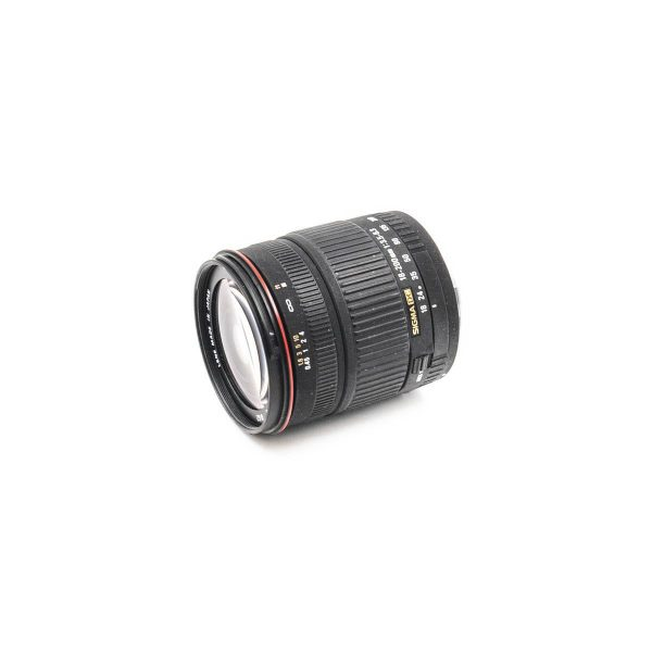 Sigma 18-200mm f/3.5-6.3 DC Canon - Käytetty